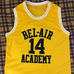 Other - Fresh Prince Bel Air Academy Basketball Jersey
